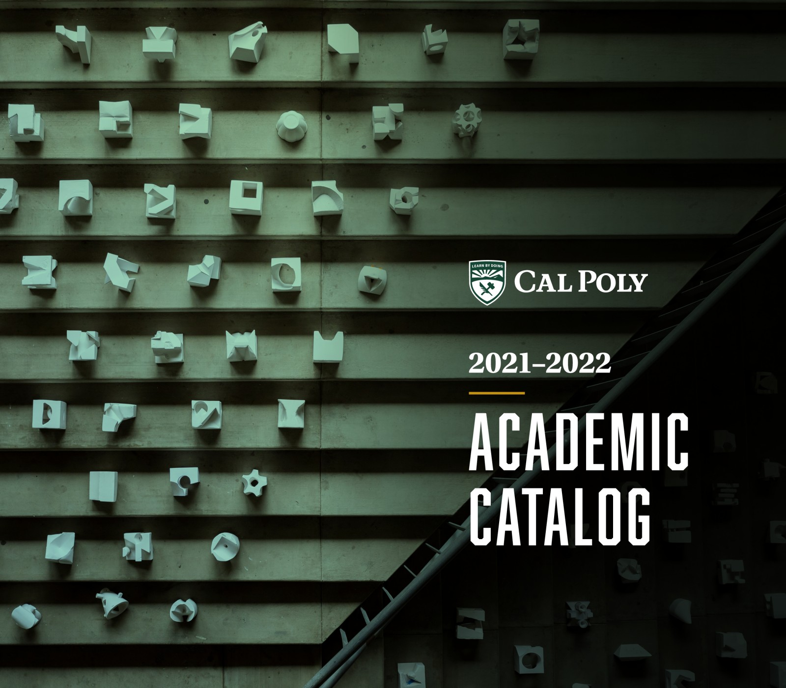 Academic Catalog 2021-2022 Web Cover Image